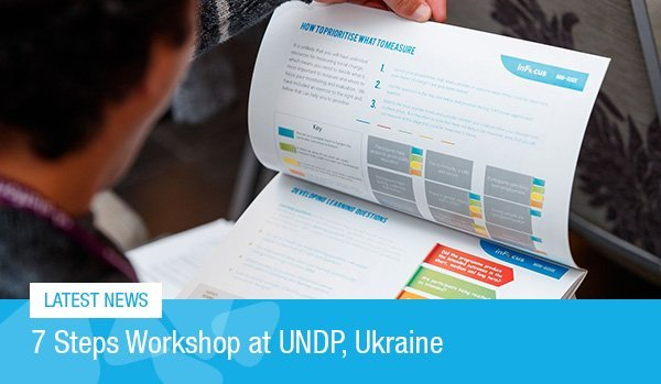 UNDP and the 7 Steps in Eastern Europe