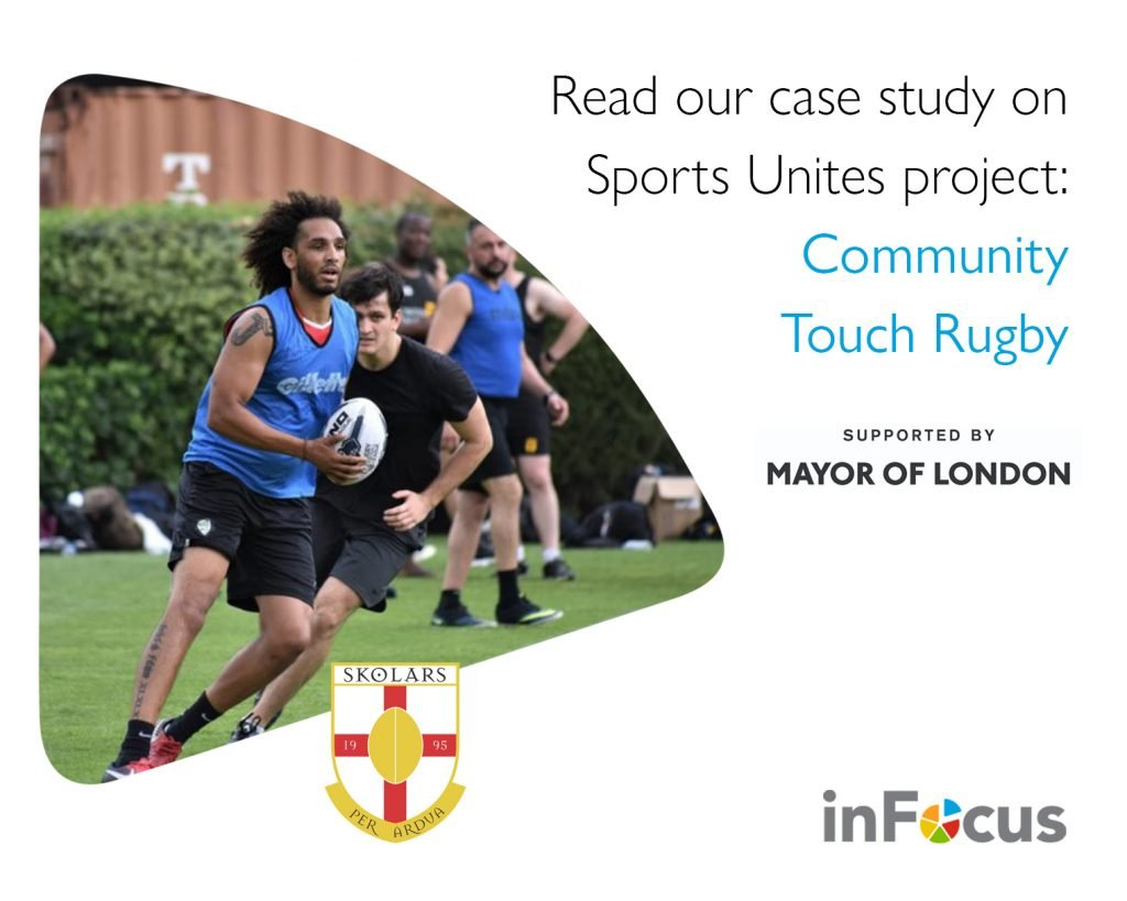 Sports Unites Case study: Community Touch Rugby