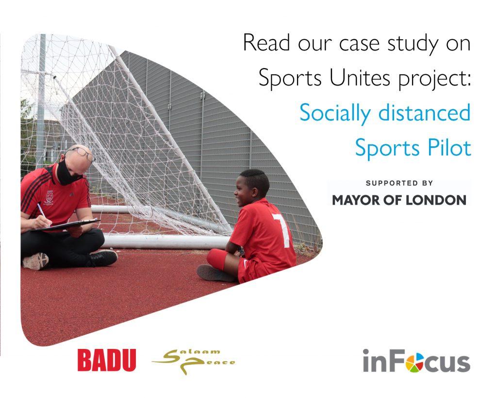 Sports Unites Case study: Socially distanced Sports Pilot