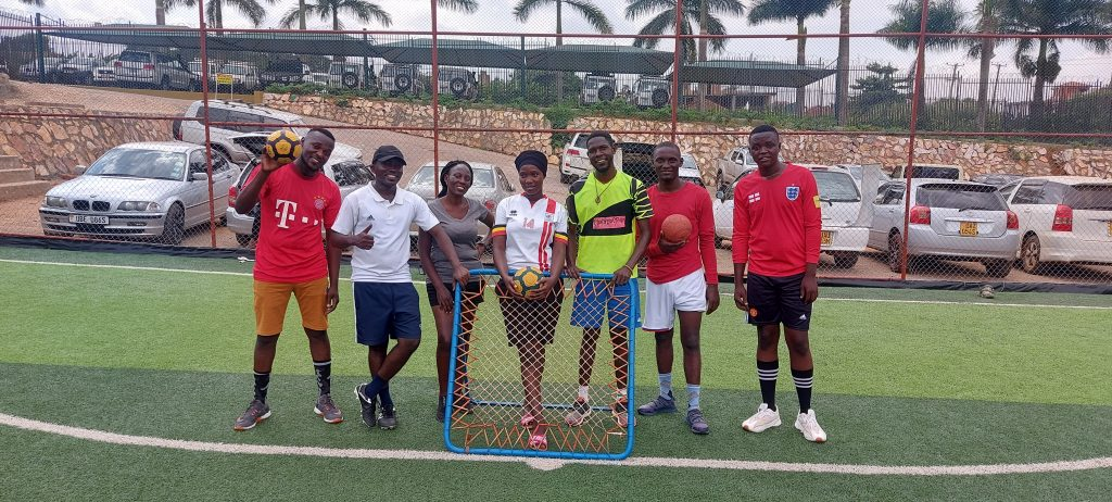 IDSDP: Uganda Tchoukball Association